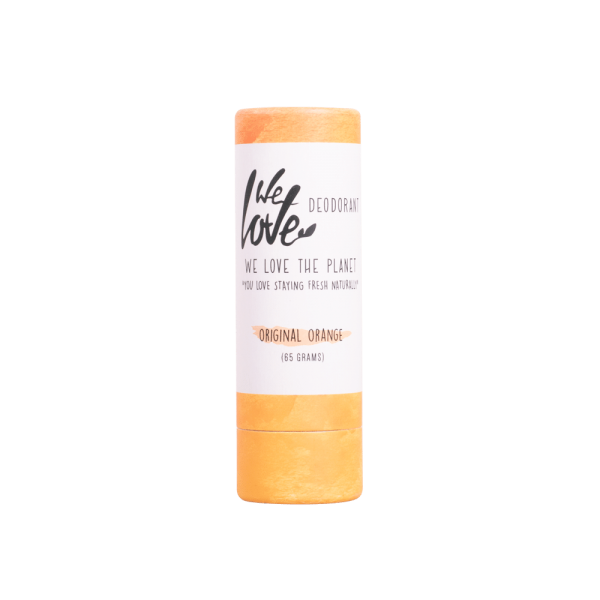 We love the planet Deo-Stick Original Orange