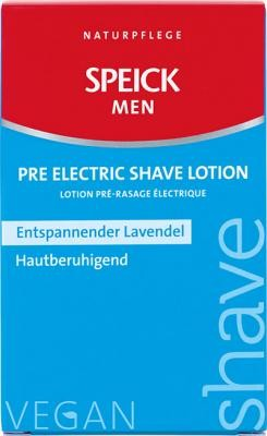 Speick Pre Electric Shave Lotion