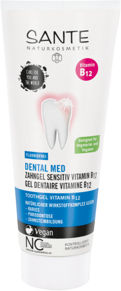 Sante DENTAL MED Zahngel Sensitiv Vitamin B12
