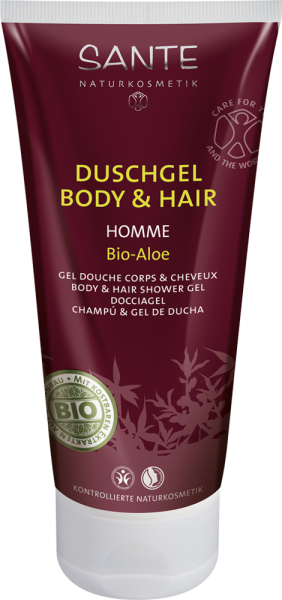 Sante Homme Duschgel Body & Hair