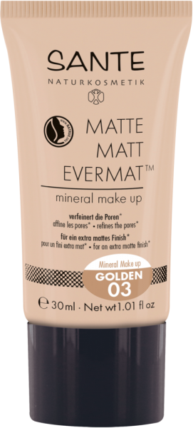 Sante Matte Matt Make-up 03