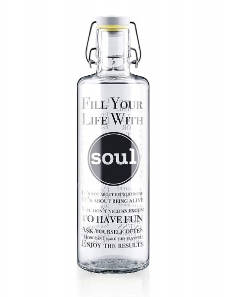 Soulbottle Fill your Life 0,6l