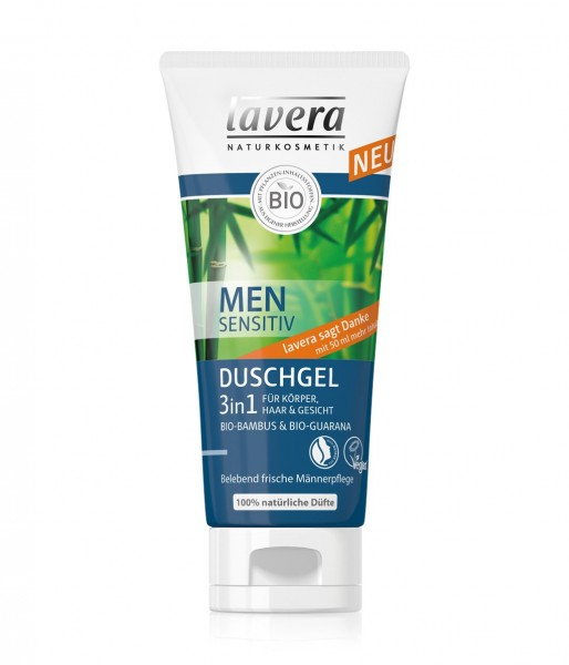 Lavera Men Duschgel 3in1