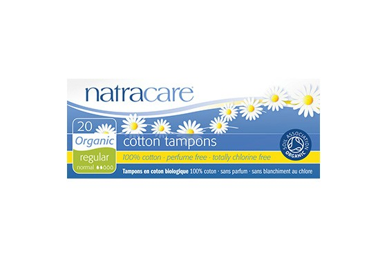 Natracare Bio-Tampons Normal Ohne Applikator