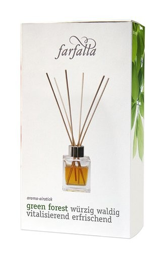 Farfalla Aroma-Airstick Green Forest