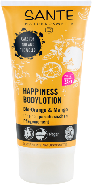Sante HAPPINESS Bodylotion